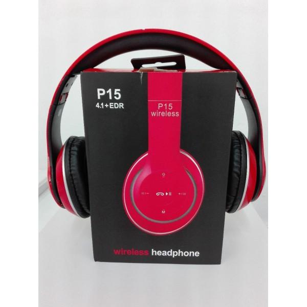 Audifonos Bluetooth P15  B-15