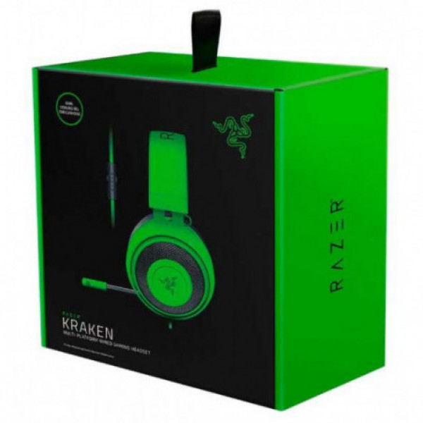 Headset Gaming Razer Kraken Wired
