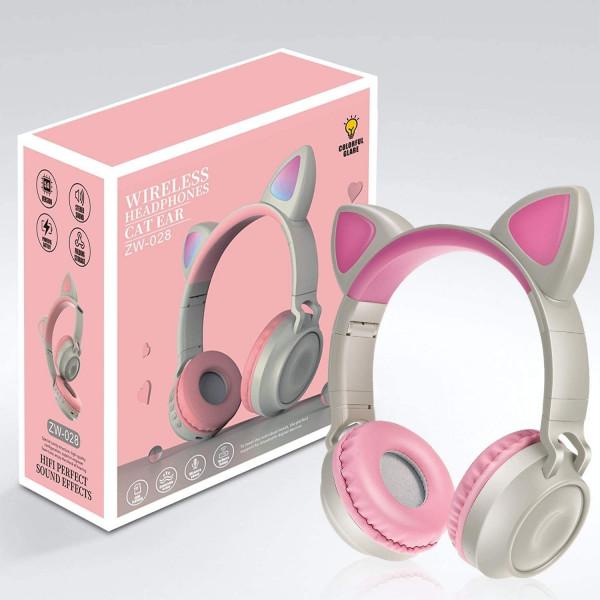 Headset Cat ear / Modelo ZW-028