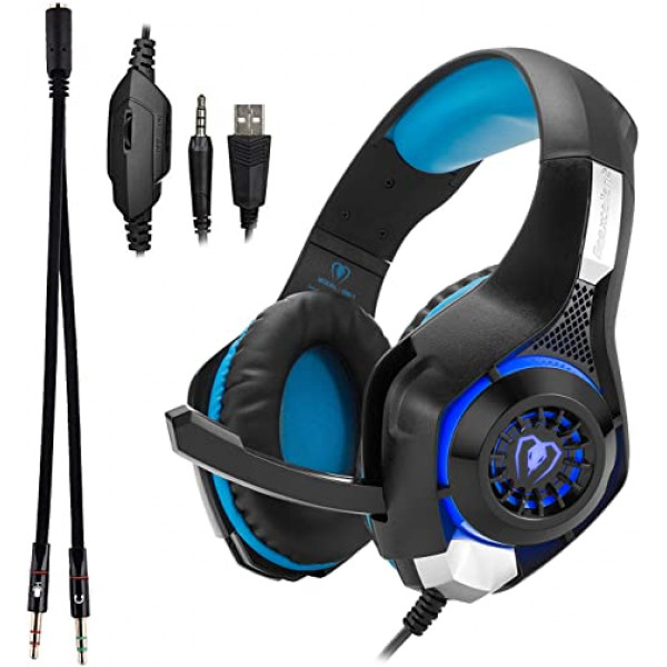 Headset Gaming Beexcellent GM-1 Gaming H...