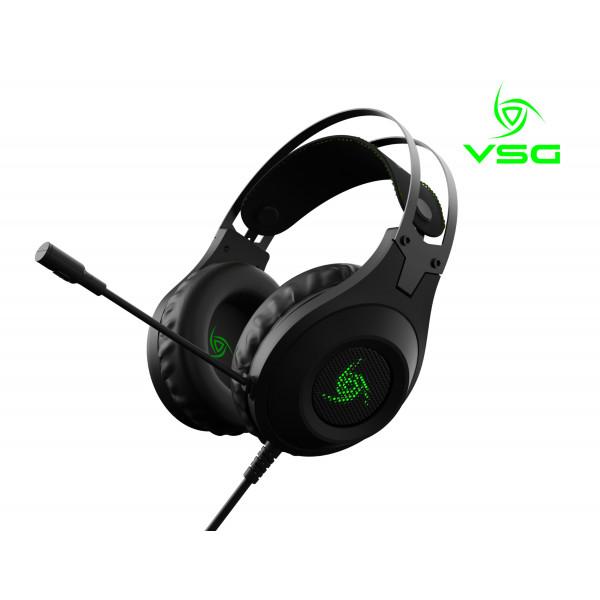Headset Gaming VSG Kuiper 3.5mm USB