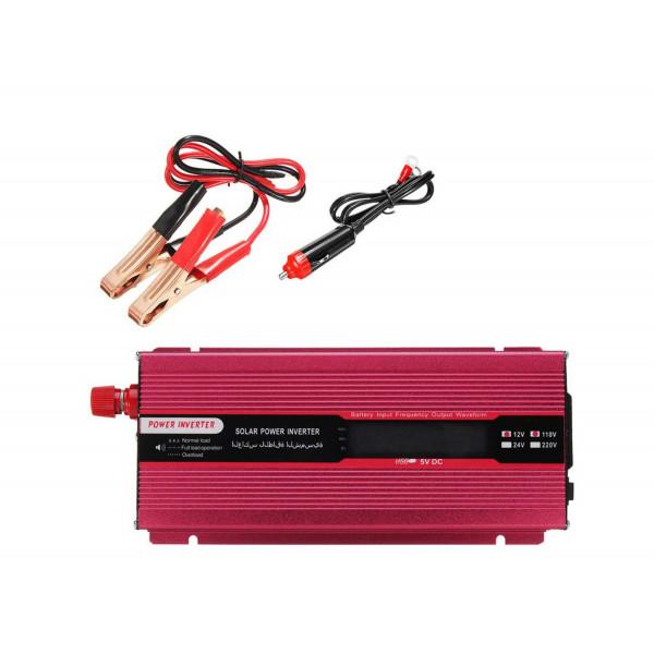 Inversor de corriente DC to AC 1000W / 2...