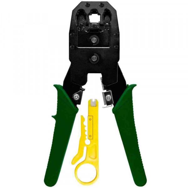 Pinza Crimping Tool + pelador de cable O...