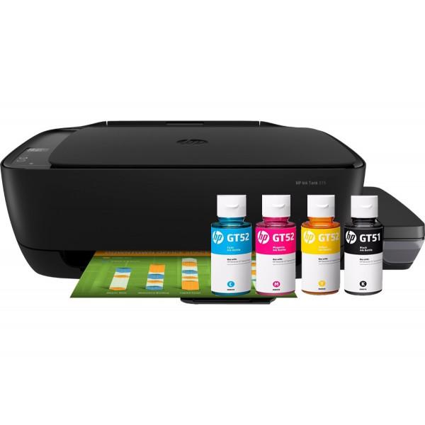 Impresora HP multifuncional Ink Tank 315...