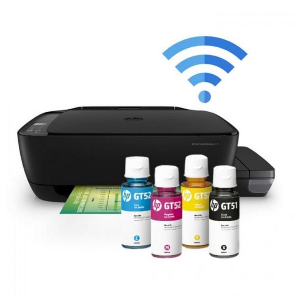 Impresora HP multifuncional Ink Tank 415...