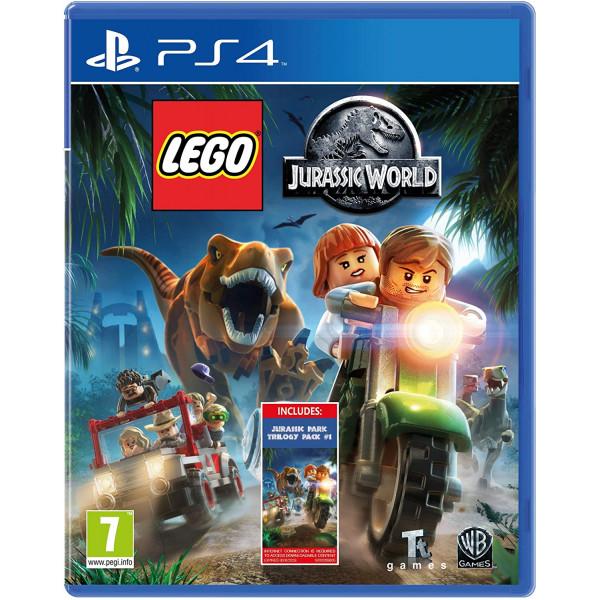 Juego de PS4 Lego Jurassic World