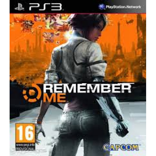 Juego PS3 Remember me