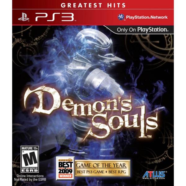 Juego PS3 Demons Souls