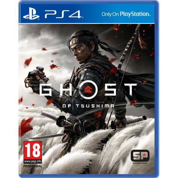 Juego de PS4 Ghost of Tsushima