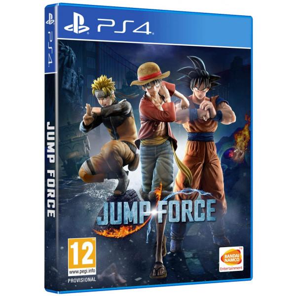 Juego de PS4 Jump Force
