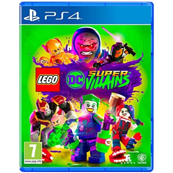 Juego de PS4 Lego DC Super Villains