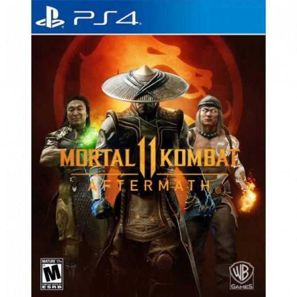 Juego de PS4 Mortal Kombat 11