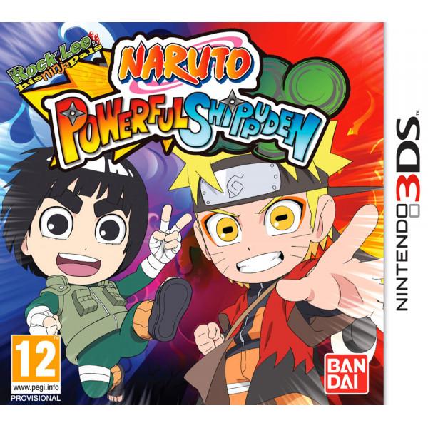 Juego Nintendo 3DS naruto Powerful Shipp...