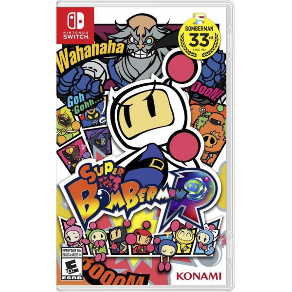 Juego Nintendo Switch Super Bomberman