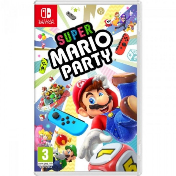 Juego Nintendo Switch Super Mario Party