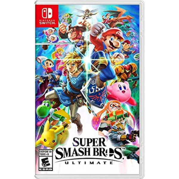 Juego Nintendo Switch Super Smash Bros