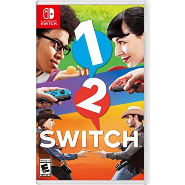 Juego Nintendo Switch 1 2 Switch