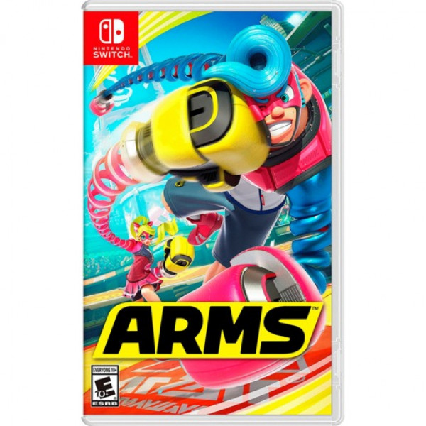 Juego Nintendo Switch Arms