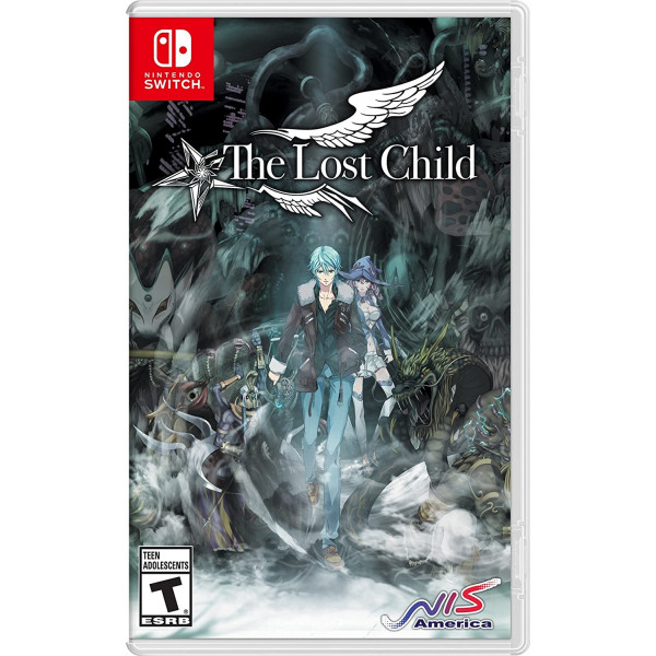 Juego Nintendo Switch The Lost Child