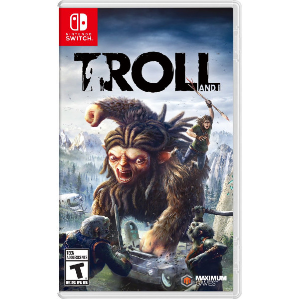 Juego Nintendo Switch Troll and I