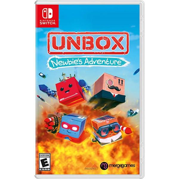 Juego Nintendo Switch Unbox Newbie´s Adventure