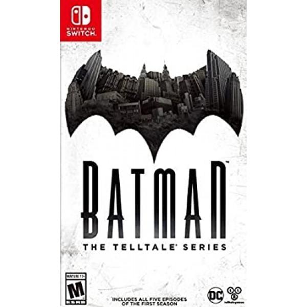 Juego Nintendo Switch batman The Telltal...