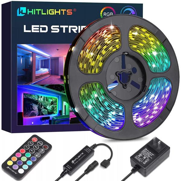 Cinta de luces led DSY-3201 RGB 5 metros