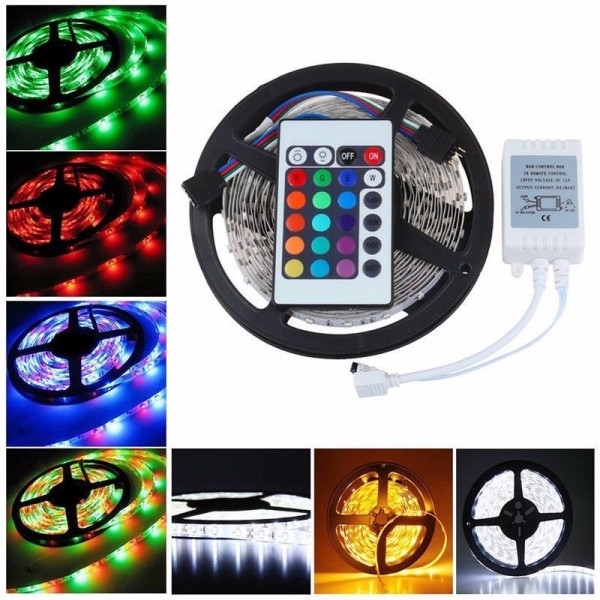Cinta RGB LED STRIP ewtto ET-L5050RGB