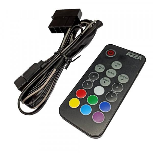 Control Led AZZA A RGB Molex a  4 Pin
