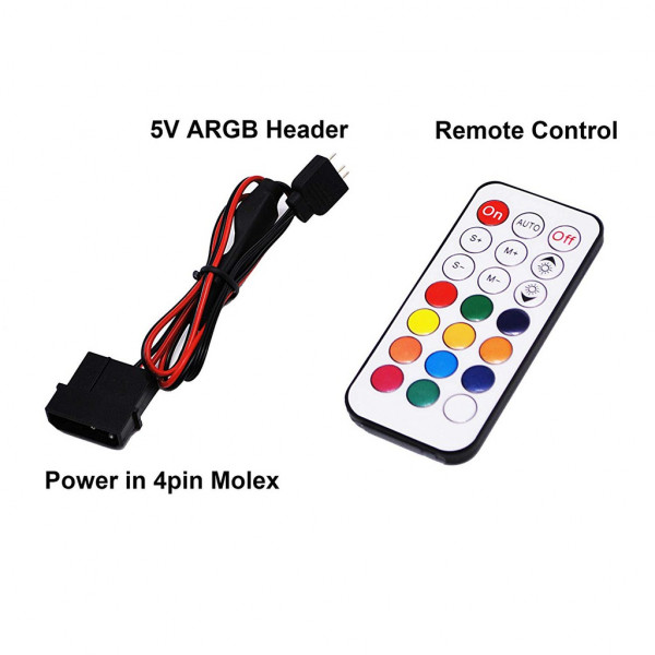 Control Led AZZA A-RGB Digital Molex a 3...