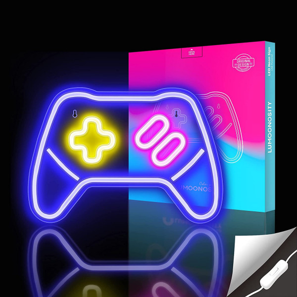 Luz led Control de juego