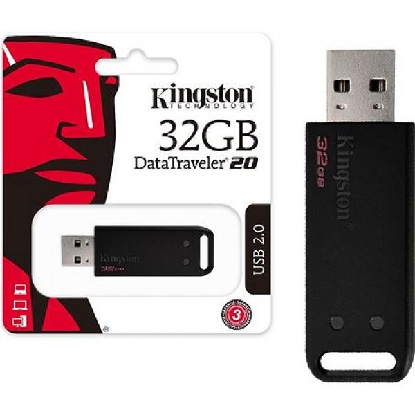 Memoria USB Kingston 32GB Data traveler ...