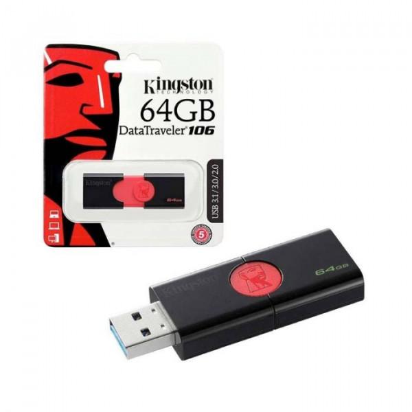 Memoria USB Kingston 64GB DataTraveler 1...