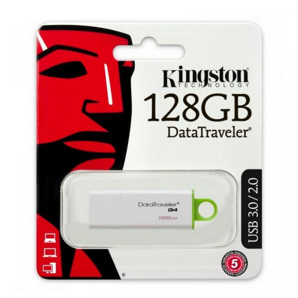 Memoria USB 3.0 Kingston G4 128GB / USB ...