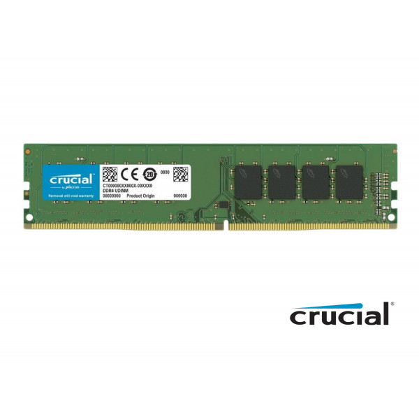 Memoria Crucial 8GB DDR4-2666Mhz