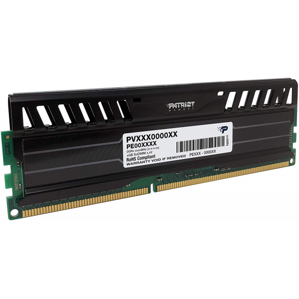 Memoria Patriot Viper 8GB DDR3-1600Mhz PV38G160C0