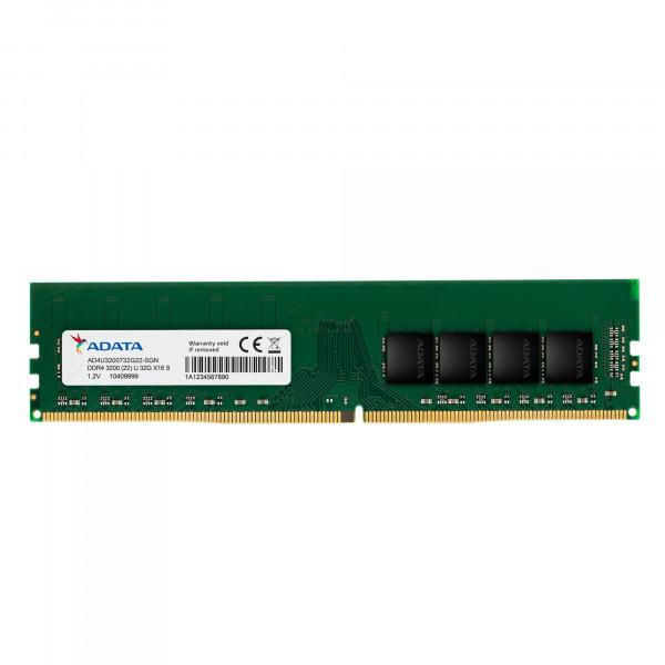 Memoria A-Data 8GB DDR4-3200Mhz PC4-2560...