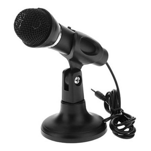 Microfono Pedestal Net KTV YW-30. Color ...