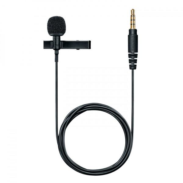 Microfono Lavalier 3.5mm tipo call cente...
