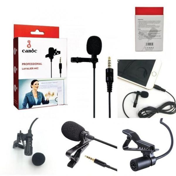 Microfono Candc u-1 tipo call center