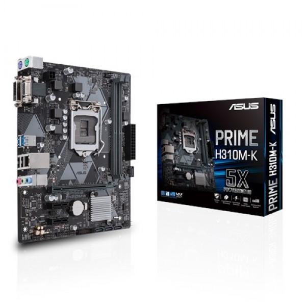 Motherboard Asus PRIME H310M-K LGA1151 4...