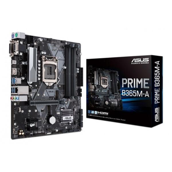 Motherboard Asus Prime B365M-A LGA1151 4...