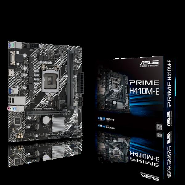 Motherboard Asus H410M-E LGA1200 Gen10/ ...