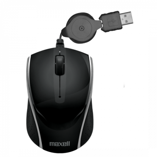 MOWR-C Mouse Maxell Optico Retractable t...