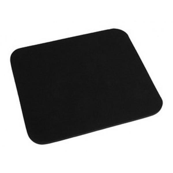 Mouse Pad Sencillo. Color negro.