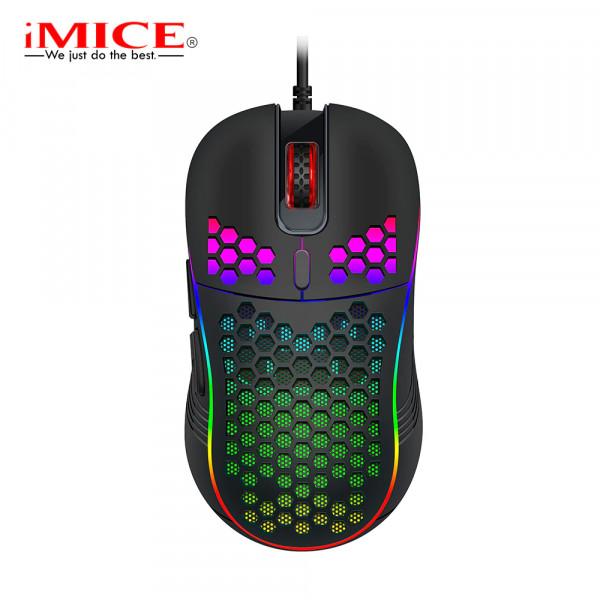 Mouse gamer T98 iMice 7200dpi