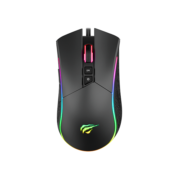 Mouse gaming MS1001 Gamenote