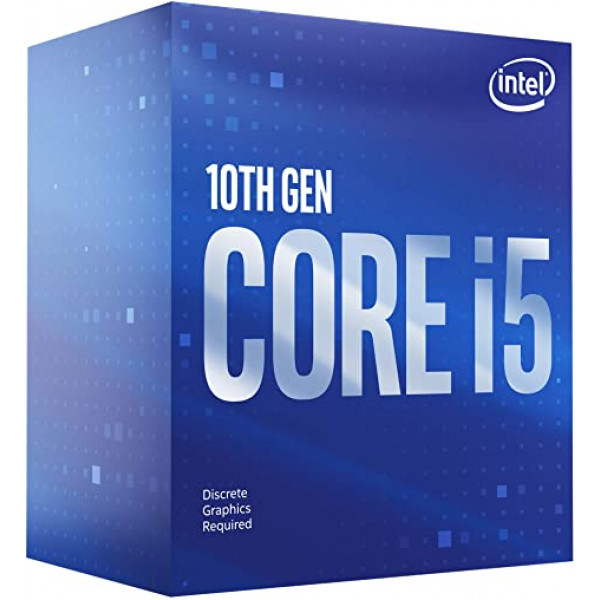 Intel Core i5-10400F 2.9Ghz QC 12MB Cach...