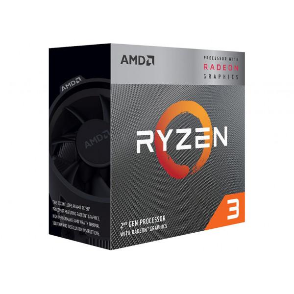 Procesador AMD Ryzen 3 3200G 3.6Ghz AM4/...