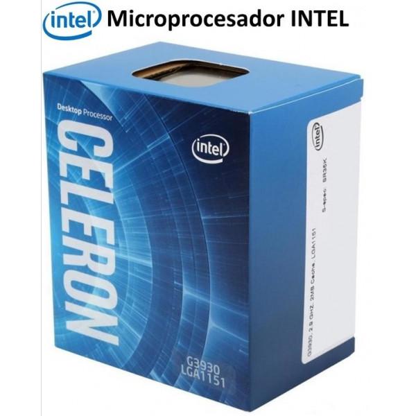 Intel Celeron G3930 2.9Ghz 2M Cache 53W ...